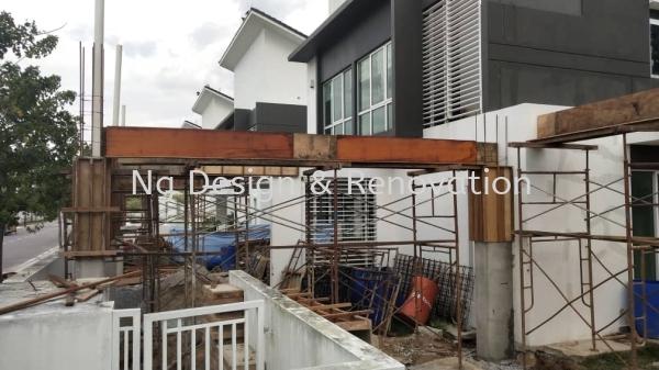 Renovation Contractor Klang, Selangor, Kuala Lumpur (KL), Malaysia Renovation, Contractor, Company, Service | Ng Design & Renovation
