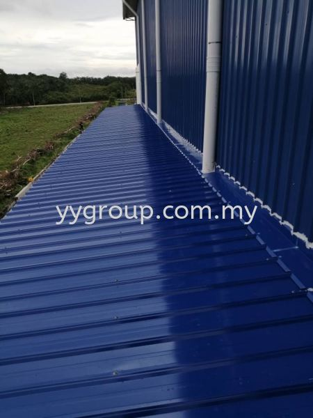Gutter, Metal roof and downpipe works at Yong Peng, Johor Bahru Gutter, Metal Roof and Downpipe Works at Yong Peng, Johor Bahru Industries - Completed Projects Melaka, Malaysia, Johor Bahru (JB), Batu Berendam, Skudai Supplier, Suppliers, Supply, Supplies   YangYang Gutter & Roofing Construstion Sdn Bhd