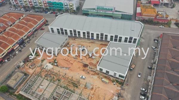 18 Units Shop Lot Roof Works at Bukit Gambir, Johor Bahru 18 Units Shop Lot Roof Works at Bukit Gambir, Johor Bahru Commercial - Completed Projects Melaka, Malaysia, Johor Bahru (JB), Batu Berendam, Skudai Supplier, Suppliers, Supply, Supplies   YangYang Gutter & Roofing Construstion Sdn Bhd