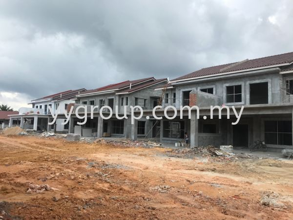 20 units Semi-D and 9 units bungalow at Merlimau Melaka 20 Units Semi-d and 9 Units Bungalow at Merlimau Melaka Residential - On Going Projects Melaka, Malaysia, Johor Bahru (JB), Batu Berendam, Skudai Supplier, Suppliers, Supply, Supplies | YangYang Gutter & Roofing Construstion Sdn Bhd