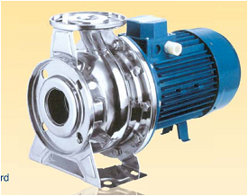 Ebara Closed Coupled Pumps SD Series