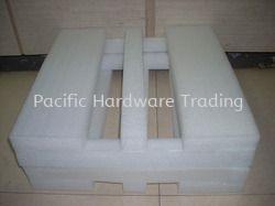 PE Thick Foam Die Cut PE & PU Foam Selangor, Malaysia, Kuala Lumpur (KL), Shah Alam Supplier, Distributor, Supply, Supplies | Pacific Hardware Trading