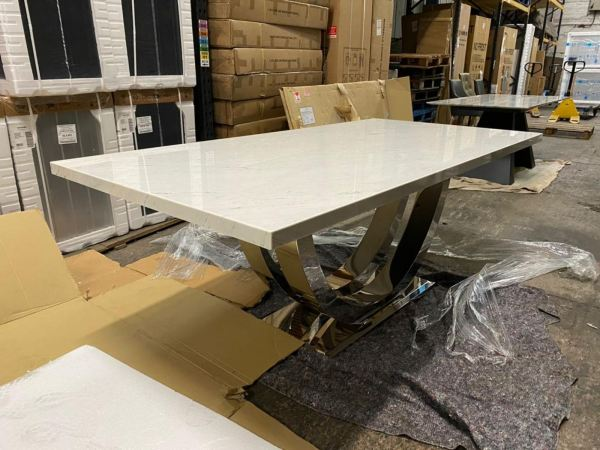 Modern Design Marble Dining Table  Marble Dining Table UK (United Kingdom) Supplier, Suppliers, Supply, Supplies | Decasa Marble