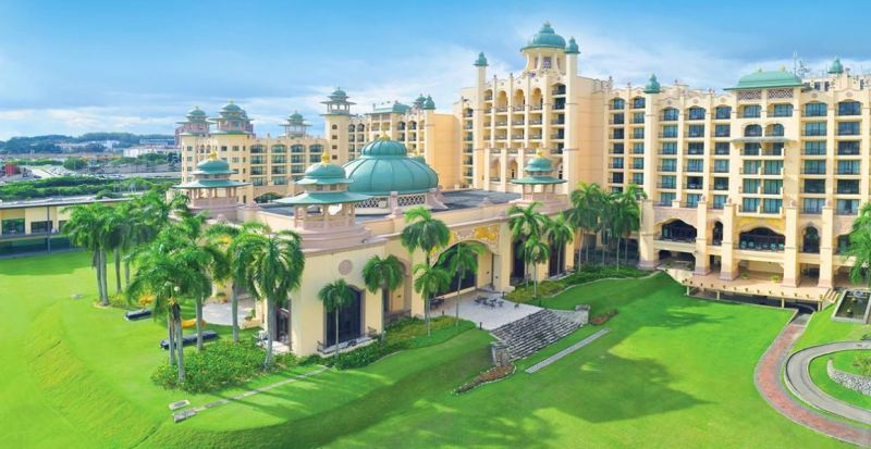 PALACE OF THE GOLDEN HORSES MINES International Exhibition & Convention Centre (MIECC) Hotels Nearby Malaysia Future, Upcoming, Fair, Exhibition | NEWEVENT MALAYSIA
