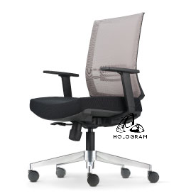 INTOUCH-EXECUTIVE LOW BACK CHAIR-FABRIC