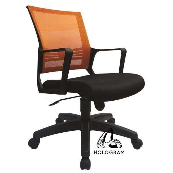 HOL-35-PP LOW BACK CHAIR-PROMO ITEM Mesh Chair Office Chair Office Furniture Johor Bahru (JB), Malaysia, Molek Supplier, Suppliers, Supply, Supplies | Hologram Furniture Sdn Bhd