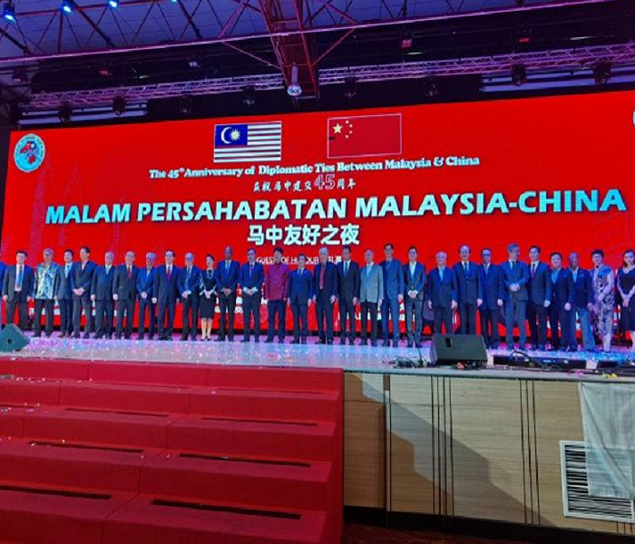 Malaysia seeks more collaboration with China in transportation sector -Anthony Loke Others Malaysia News   SilkRoad Media
