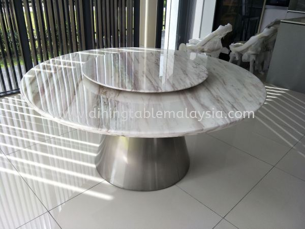 8 Seater Marble Dining Table  Marble Dining Table Malaysia, Selangor, Kuala Lumpur (KL), Petaling Jaya (PJ) Supplier, Suppliers, Supply, Supplies | DeCasa Marble Sdn Bhd
