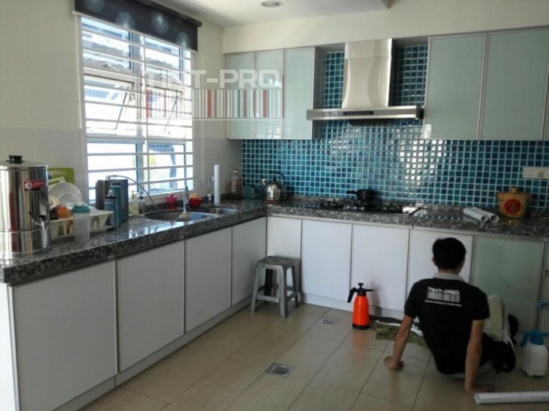 White Sticker Indah Residence, Kota Kemuning Sticker Selangor, Malaysia, Kuala Lumpur (KL), Shah Alam Supplier, Supply, Supplies, Installation | Tint Pro Solar Film