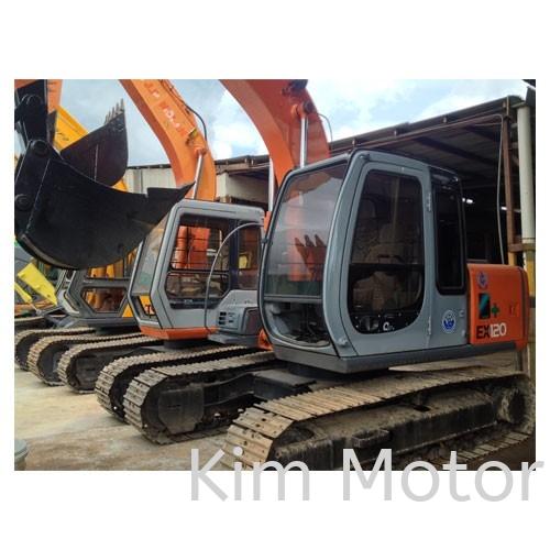 EX 120 HITACHI Excavator Seremban, Malaysia, Negeri Sembilan Recon, Supplier, Supply, Supplies | Kim Motor
