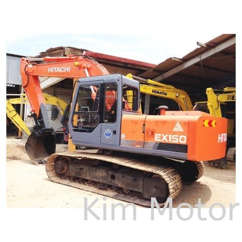 EX 150-1 HITACHI Excavator Seremban, Malaysia, Negeri Sembilan Recon, Supplier, Supply, Supplies | Kim Motor