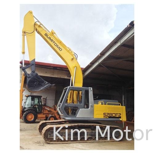 S 280 F2 SUMITOMO Excavator Seremban, Malaysia, Negeri Sembilan Recon, Supplier, Supply, Supplies | Kim Motor