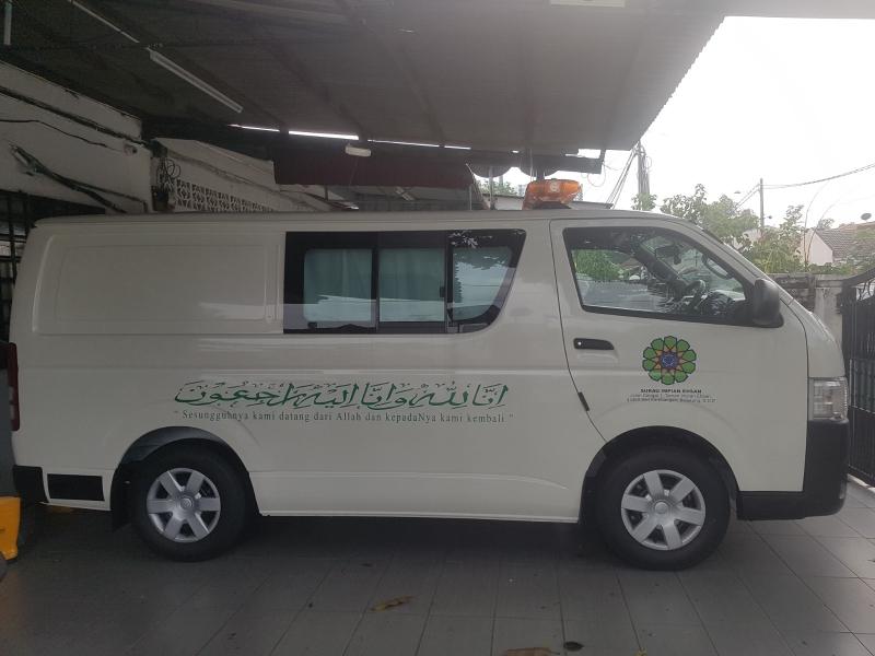 VAN JENAZAH  HOSPITAl  KENDERAAN VAN JENAZAH  Kuala Lumpur (KL), Malaysia, Selangor Supplier, Suppliers, Supply, Supplies | Mobile Life Automobil Sdn Bhd