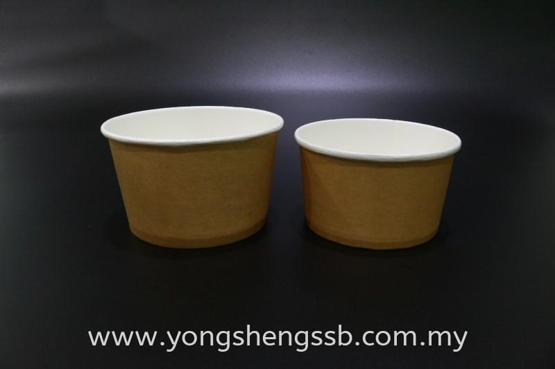 Paper Bowl 650cc/850cc Paper Products Johor Bahru (JB), Malaysia, Muar, Skudai Supplier, Wholesaler, Supply   Yong Sheng Supply Sdn Bhd