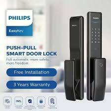 PHILIPS ALPHA DIGITAL LOCK Digital Door Lock Johor Bahru (JB), Malaysia, Masai, Pasir Gudang Supplier, Supply, Service | Famoso D Tech Enterprise