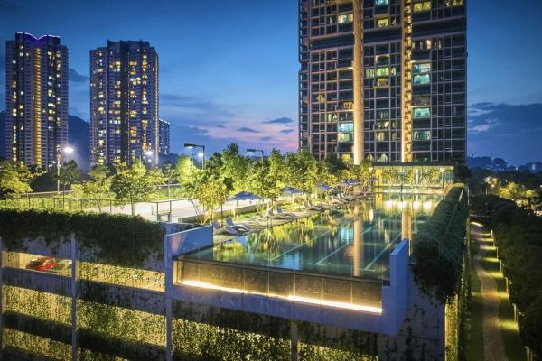 One Central Park Desa Park City Desa Park City Residences Kuala Lumpur (KL), Malaysia, Selangor Property Agency | WCG