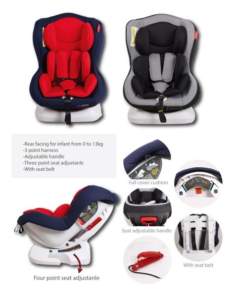 CAR SEAT (GM-0921) Car Seat / Carrier Johor Bahru (JB), Malaysia, Taman Ekoperniagaan Supplier, Suppliers, Supply, Supplies   Top Full Baby House (M) Sdn Bhd