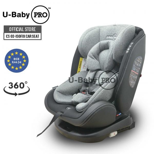 CAR SEAT (NEPTUNE ISOFIX)-ROTATE 360 (UW-CS 03) Car Seat / Carrier Johor Bahru (JB), Malaysia, Taman Ekoperniagaan Supplier, Suppliers, Supply, Supplies | Top Full Baby House (M) Sdn Bhd