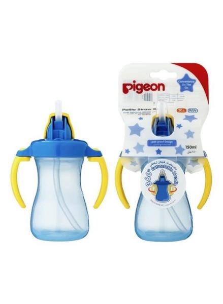 PETITE STRAW BOTTLE 150ML - BLUE (PG261494) Training Cup / Bottle Bottle Johor Bahru (JB), Malaysia, Taman Ekoperniagaan Supplier, Suppliers, Supply, Supplies   Top Full Baby House (M) Sdn Bhd