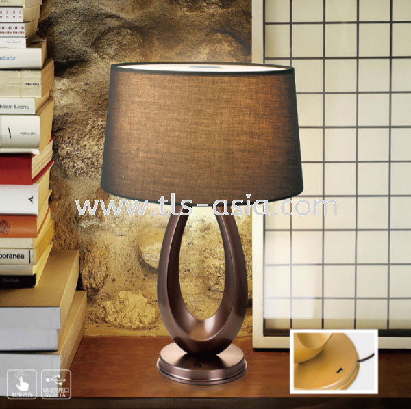 Table Lamp - Bristol Table Lamps Lightings Singapore Supplier, Suppliers, Supply, Supplies   TLS Asia LLP