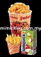 Kid-Meal-Crispy-Pop Kids Meal Malaysia, Langkawi, Kedah Set, Meal   Mimicking Venture Malaysia PLT