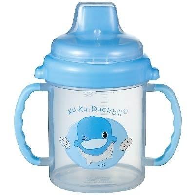KUKU DUCKBILL Non-Spill Training Cup BLUE 240ML (KU5415) Training Cup / Bottle Bottle Johor Bahru (JB), Malaysia, Taman Ekoperniagaan Supplier, Suppliers, Supply, Supplies | Top Full Baby House (M) Sdn Bhd