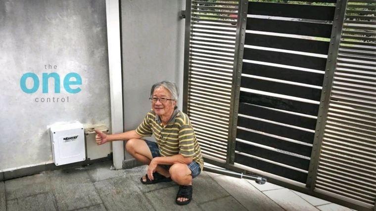 Autogate job in Taman Tun Dr Ismail