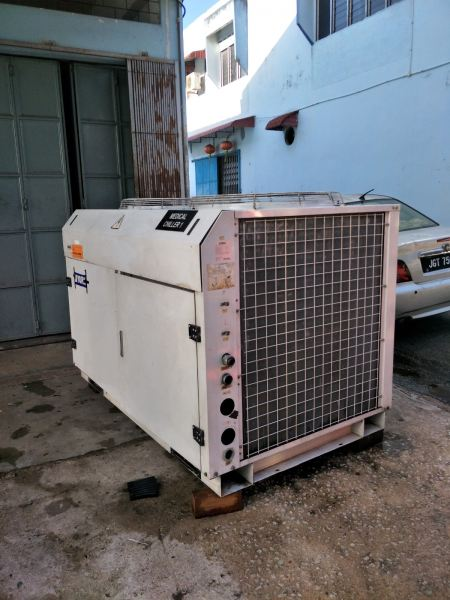 Second hand York air cool chiller Others JB Johor Bahru Supply, Suppliers, Installation, Repairing | Toyofam Air Cond Services Sdn Bhd