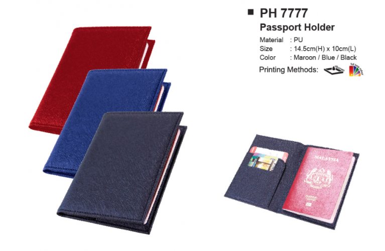 PH 7777 (Passport Holder)
