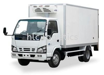 Chiller Truck Rental Chiller Truck Rental Malaysia, Perak, Selangor, Kuala Lumpur (KL), Rawang Service | HLC Logistics Sdn Bhd