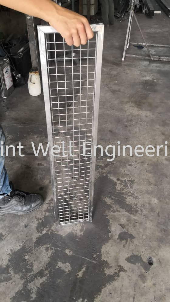 Barbecue Net Cover And Box Others Product  Johor Bahru (JB), Johor Installation, Supplier, Supplies, Supply | Joint Well Engineering