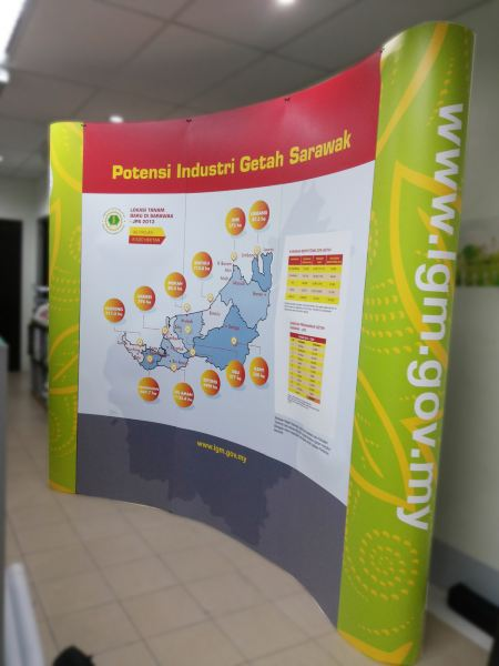 Pop Up Stand Ready Made Display Stand Custom And Ready Made Display Stand Selangor, Malaysia, Kuala Lumpur (KL), Puchong Supplier, Suppliers, Supply, Supplies | ProDeco Print