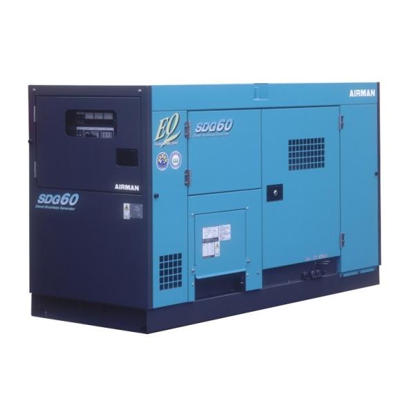 Generator Set 50kva / 60kva Generator Set Johor Bahru (JB), Malaysia, Masai Rental, Supplier | Megah Machinery