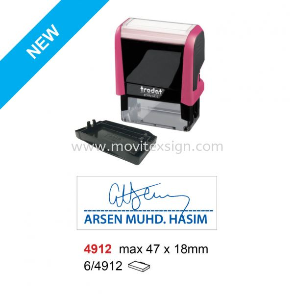 Rubber Stamp 4912 Rubber Stamp Express Johor Bahru (JB), Johor, Malaysia. Design, Supplier, Manufacturers, Suppliers | M-Movitexsign Advertising Art & Print Sdn Bhd