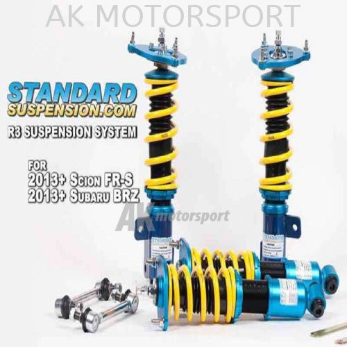 STD Suspension Perodua Myvi