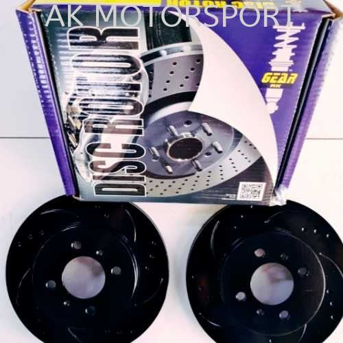 Gear Disc Rotor HONDA JAZZ (SR3,SR4,SH3) ( REAR )