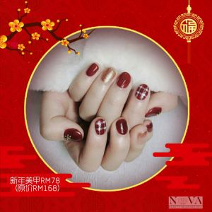 CNY mani only at RM78