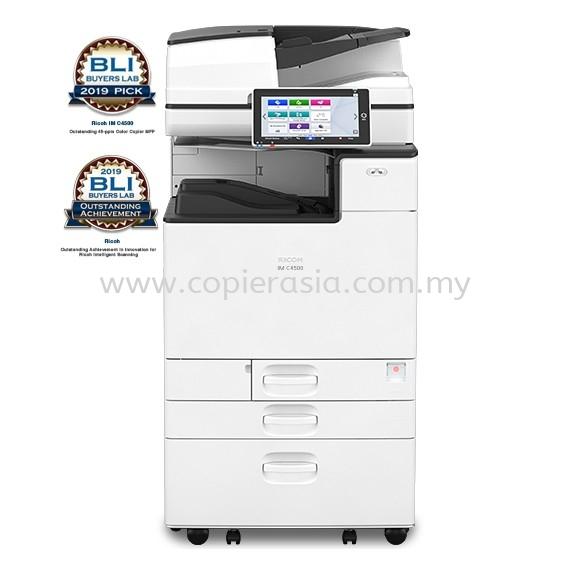 IM C4500 Color Machine Brand New Ricoh Machine Copier Machine Melaka, Malaysia, Johor Bahru (JB), Kuala Lumpur (KL), Selangor, Melaka Raya, Skudai Supplier, Suppliers, Supply, Supplies | Great Image Inovations Sdn Bhd