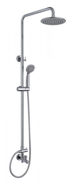 Exposed Shower Set 3 Way Brass CH Duvena  Shower Set  Selangor, Malaysia, Kuala Lumpur (KL), Puchong Supplier, Suppliers, Supply, Supplies | BS Bathing Sdn Bhd