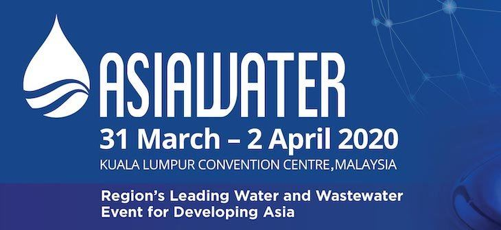 ASIAWATER 2020 March 2020 Malaysia Future, Upcoming, Fair, Exhibition | NEWEVENT MALAYSIA