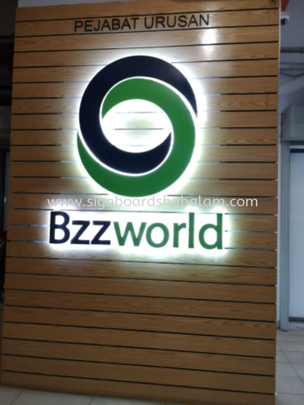 Bzzworld Signage, Kuchai Lama, KL, 3D Box Up LED Backlit