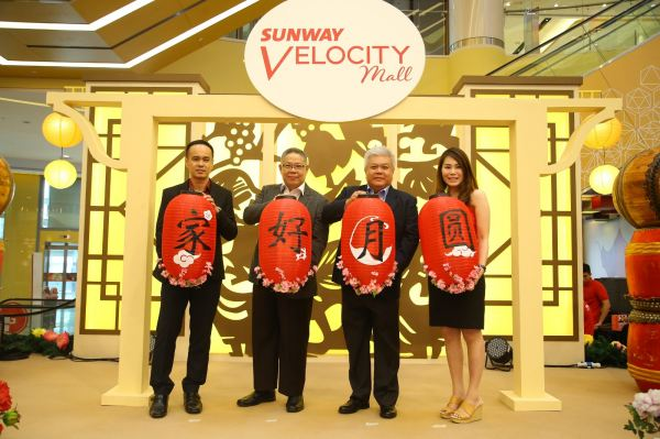 Sunway Velocity Mall Mid Autumn 2018 Media Launch LAUNCHES EVENT Selangor, Malaysia, Kuala Lumpur (KL), Petaling Jaya (PJ) Organiser, Planner‎ | Master Craft Event Sdn Bhd