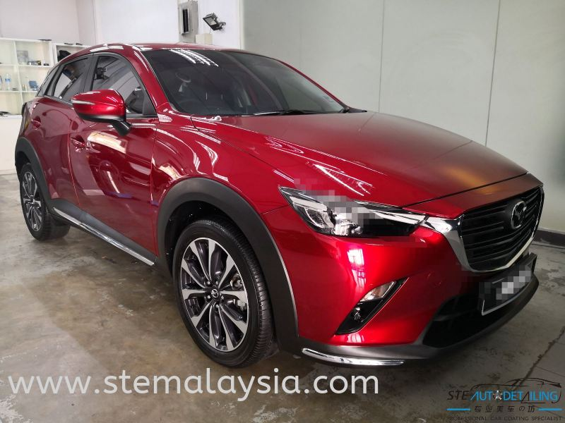 Chinese New Year is around the corner! It's time to get ready to celebrate CNY 2020!  We do provide car beauty services such as Car Wash, Polising, Waxing, Coating even Window film.   Come and drop your car for beauty services todayBook your slot now Mazda Completed Job STE Coating Penang, Malaysia, Bayan Lepas Car, Service | STE Auto Detailing Trading