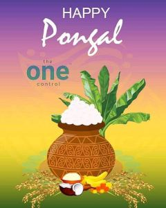 Happy Pongal to everyone