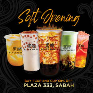 MSIA Outlet in Plaza 333, Sabah will be Opening Soon
