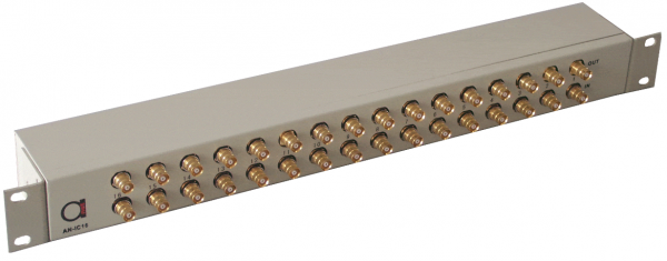 16 ports converter with L9 (DIN1.6/5.6) connectors Impedance Converters (Baluns) Interface Converters AD-Net Selangor, Malaysia, Kuala Lumpur (KL), Petaling Jaya (PJ) Supplier, Suppliers, Supply, Supplies | Catacomm Corporation Sdn Bhd