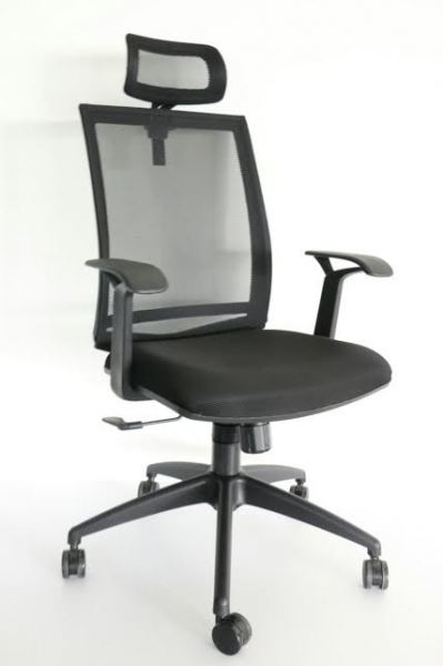 M-162H EXECUTIVE CHAIRS OFFICE CHAIRS Malaysia, Selangor, Kuala Lumpur (KL), Puchong Supplier, Suppliers, Supply, Supplies | NSY Office System