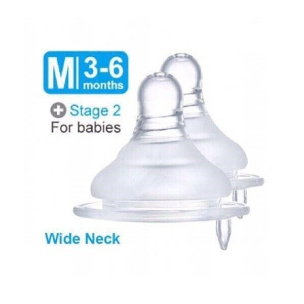 SIMBA WIDENECK CROSS HOLE M-2PCS (P6352) Bottle Nipple Accessories Johor Bahru (JB), Malaysia, Taman Ekoperniagaan Supplier, Suppliers, Supply, Supplies | Top Full Baby House (M) Sdn Bhd