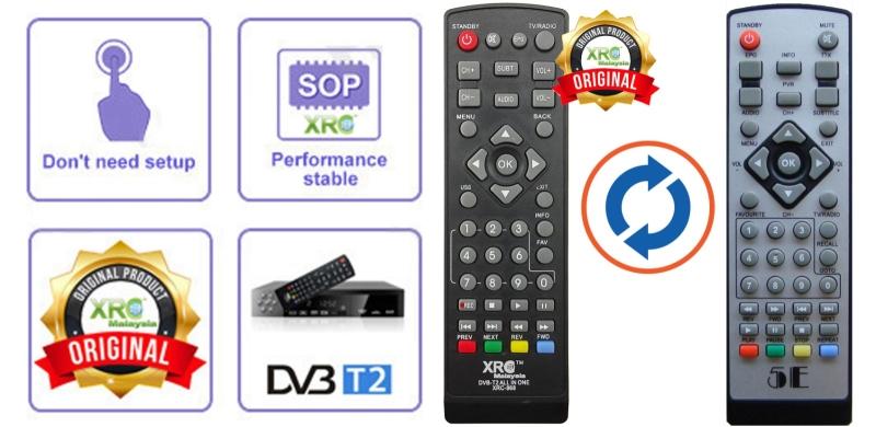 PANASONIC 5E DVB-T2 REMOTE CONTROL PANASONIC DVB REMOTE CONTROL Johor Bahru JB Malaysia Manufacturer & Supplier | XET Sales & Services Sdn Bhd