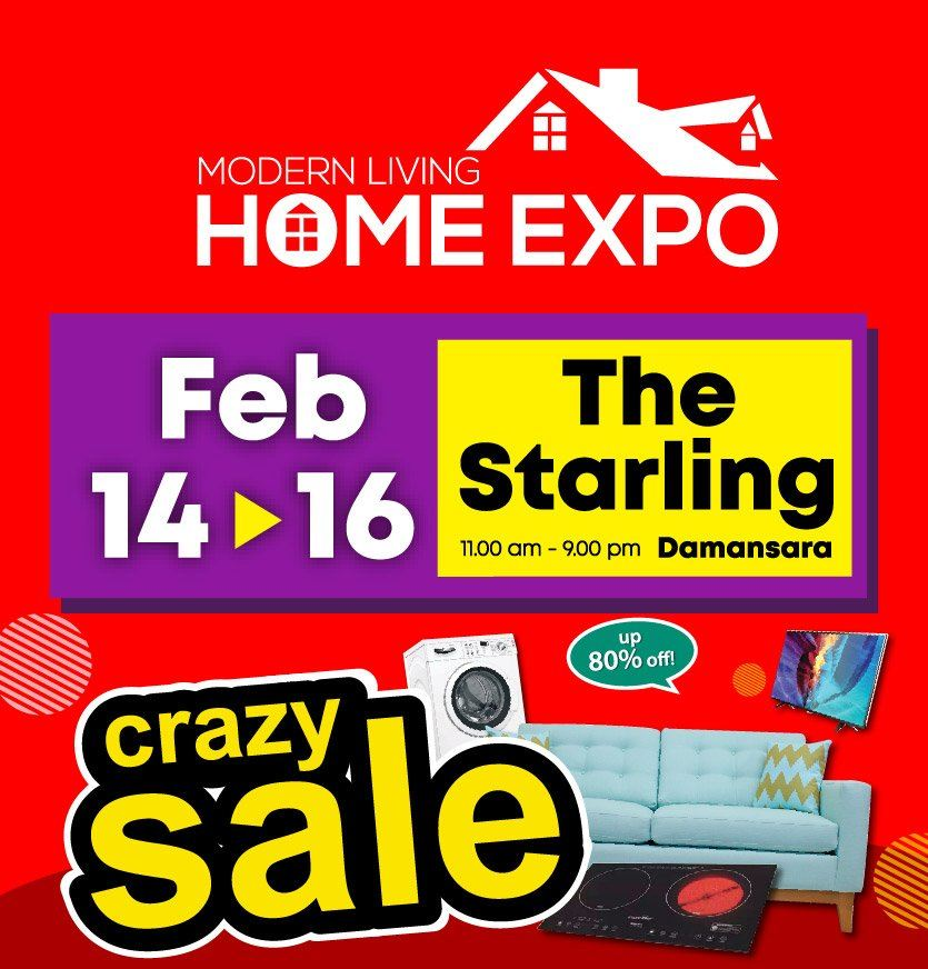 Modern Living Home Expo @The Starling, 14-16 Feb 2020